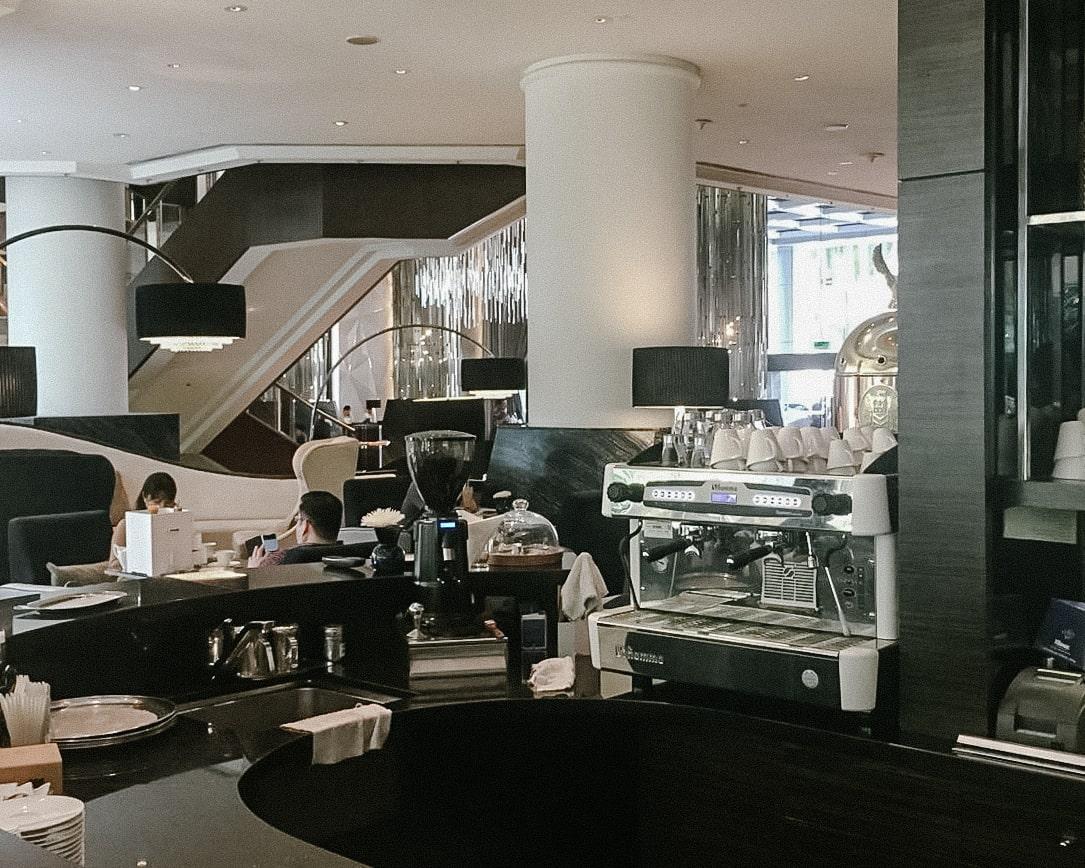 Fiamma Astrolab in Combi Coffee Shop Porto