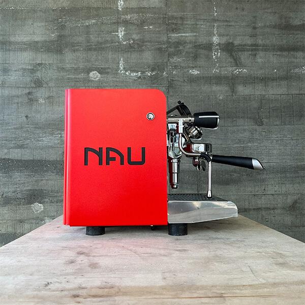Café Espresso a ser extraído