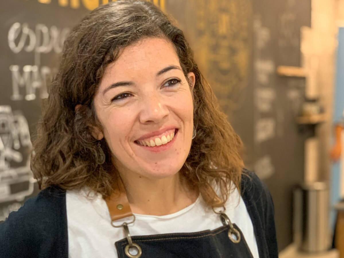 Women In Coffee: Diana Oliveira, Biciklô