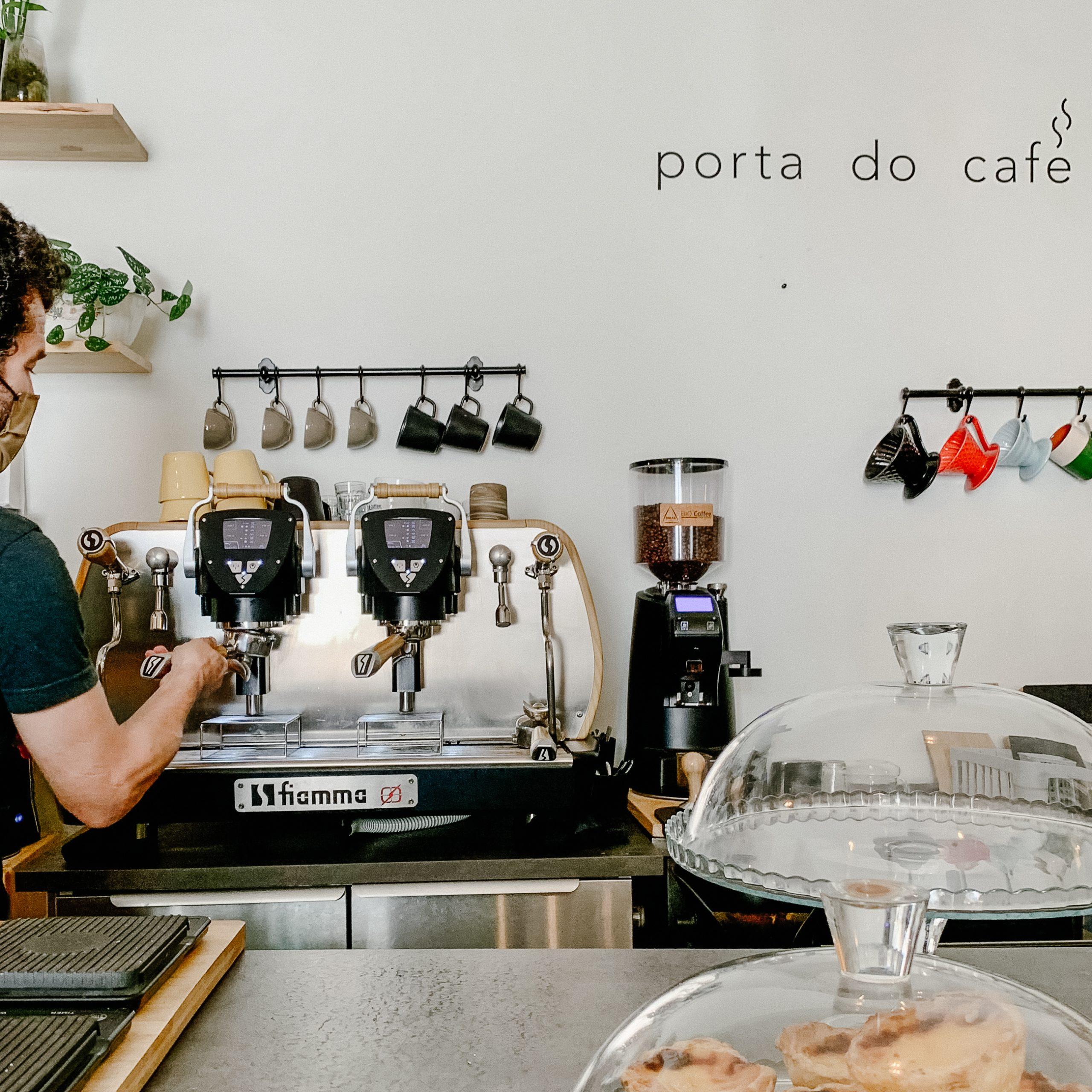 La Porte du Café